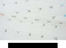 Vacancy Calendar
